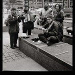 The Occuponics at Zuccotti Park, 12/11/2011, in a portrait by Accra Shep