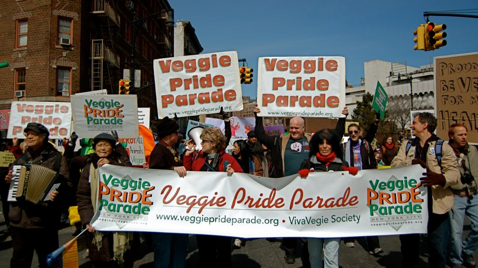 Veggie Pride Parade 3-24-13