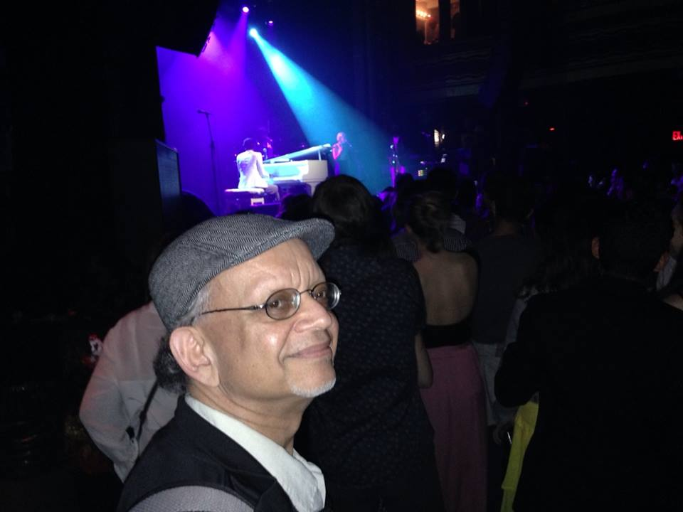 Jon Batiste show Webster Hall April 2014