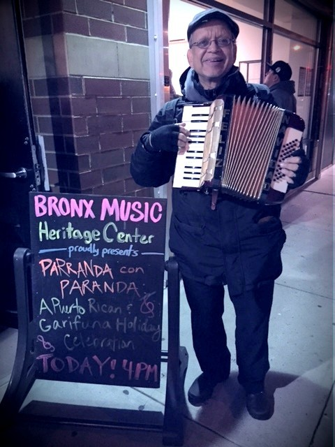 MMNY Bronx Paranda 2014 Hellerman